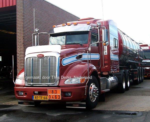 Peterbilt 386 Jansen, Dodewaard, The Netherlands