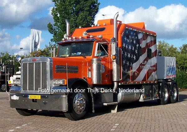 Peterbilt 379 Jos Hermans, Herkenbosch, Nederland