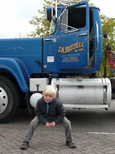 Blog van thijs de trucker