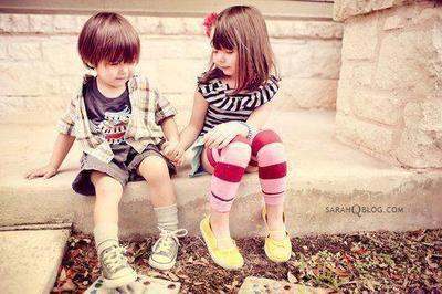 Qu'on soit petit ou grand l'amour est une drogue qui a toujours le même impact...