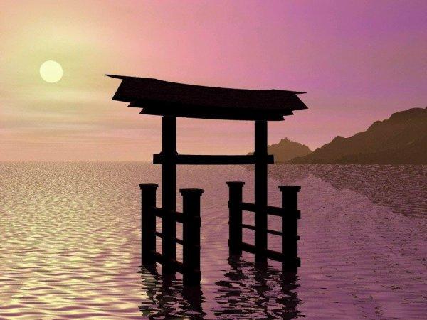 Paysages japonais