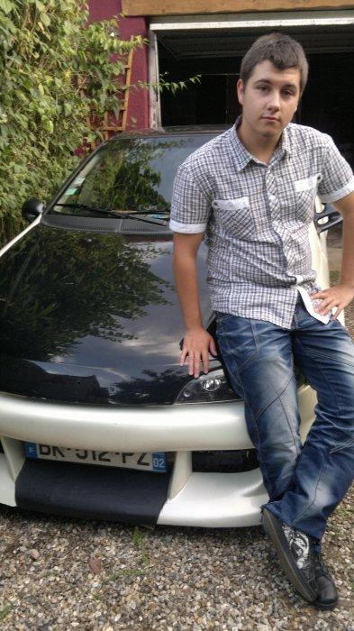 Projet sur un Opel tigra 1,4 L 16 S tuning