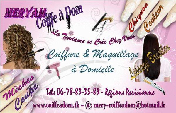 Coiffure & Chignon Ceremonie