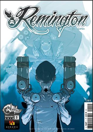 Comic Remington