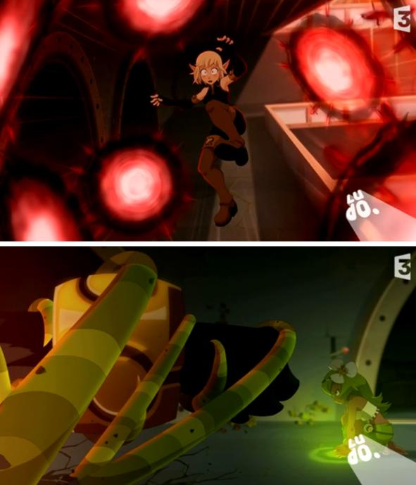 Saison 2 épisode 08  ''Chevalier Justice''