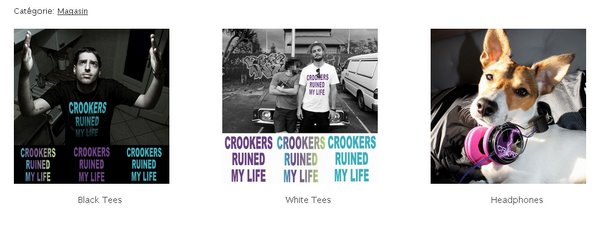 Articles Crookers
