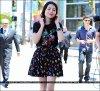 . 1er Juin 2011 Miranda avec son propre style se baladant dans les rues de Hollywood - Quelle vie de Star ! .
