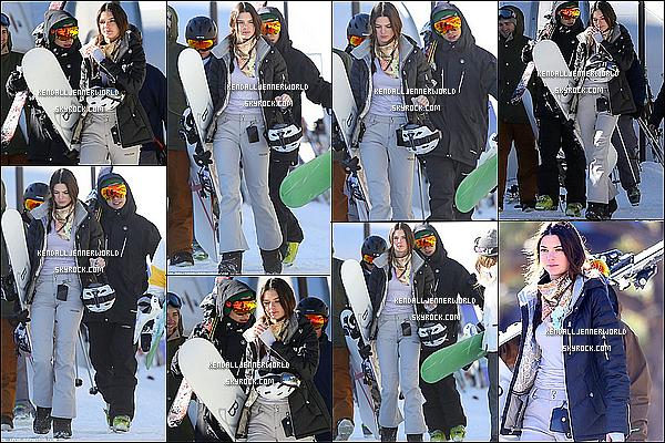 .                                                                                                                 03/01/2014 : Toujours à Mammoth le nouveau couple -Hendall- ont été aperçues allant faire du ski.                              .