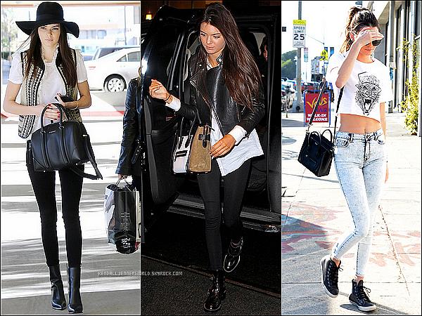 .                                                                                                                 TOP 3 de vos tenues favorites portées par Kendall en 2013 !                                 .