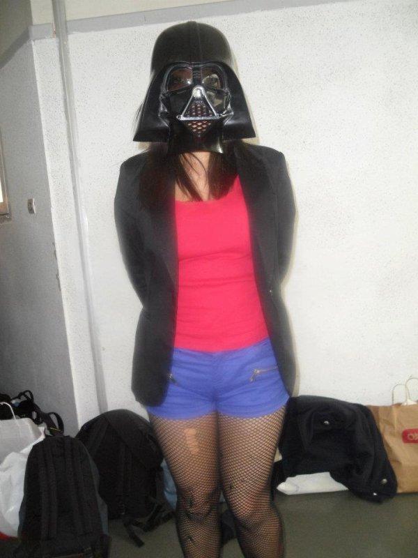Dark Vadorette ^^