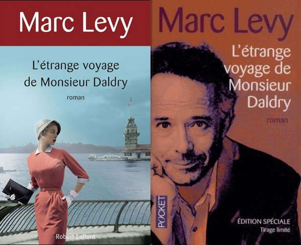 L'Étrange Voyage de Monsieur Daldry, Marc Lévy