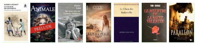 Bilan de lecture - Juillet 2014