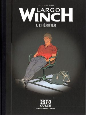 Largo Winch - Tome 1 : L'Héritier, Jean Van Hamme & Philippe Francq