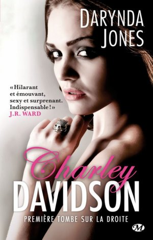 Charley Davidson - Tome 1 : Première tombe sur la droite, Darynda Jones