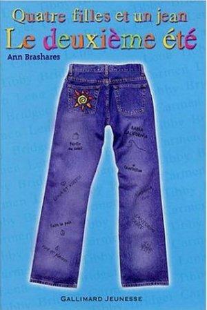 Quatre filles et un jean - Tome 2 : Le Deuxième été, Ann Brashares