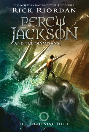 Percy Jackson and the Olympians - Tome 1 : The Lightning Thief, Rick Riordan