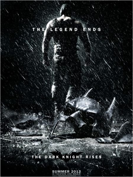 Batman The Dark Knight Rises Et de 3 !