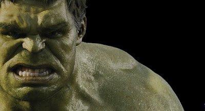 Une série pour Hulk !!