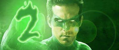 Green Lantern 2, une suite normalement prévue !