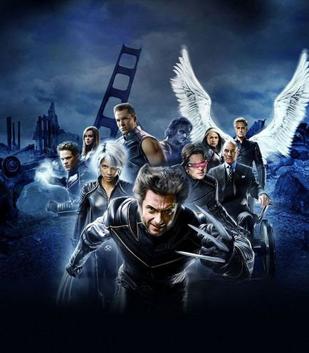 X-men l'affrontement final sur TMC à 20.45 Lundi 4 Juin