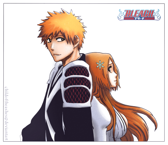 IchiHime moments film 4 bleach