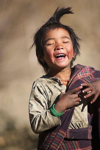 Vous trouverez que la vie n'est pas toujours intéressant, si vous souriez