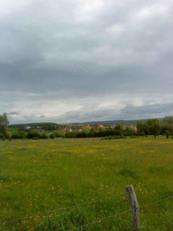 Randonnée à Ormerswiller - Lorraine.
