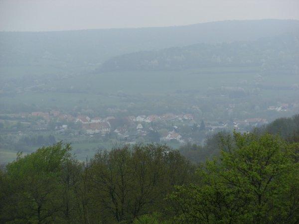 Randonnée à Gersheim - Allemagne.