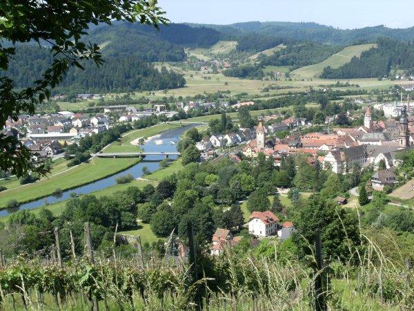 Marche en Forêt-Noire, Allemagne - Partie 2.