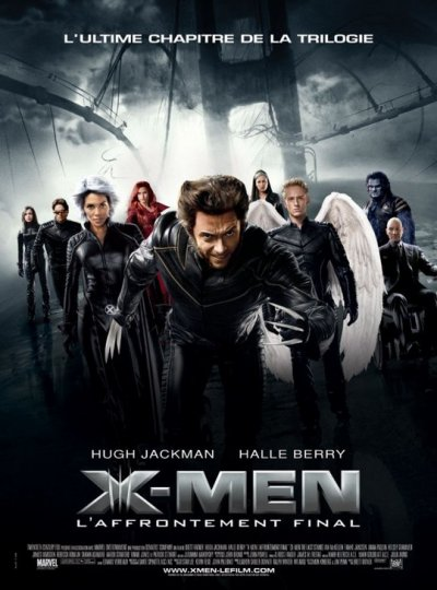 X-men.