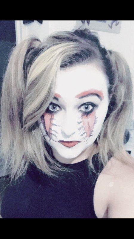 #Halloween2K17 #PasBelleMaisCaNeComptePas