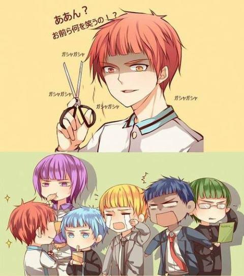 Akashi le coiffeur