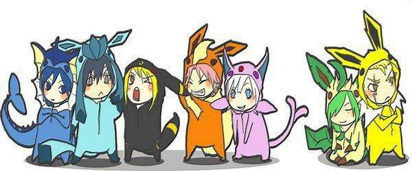Fairy Pokémon