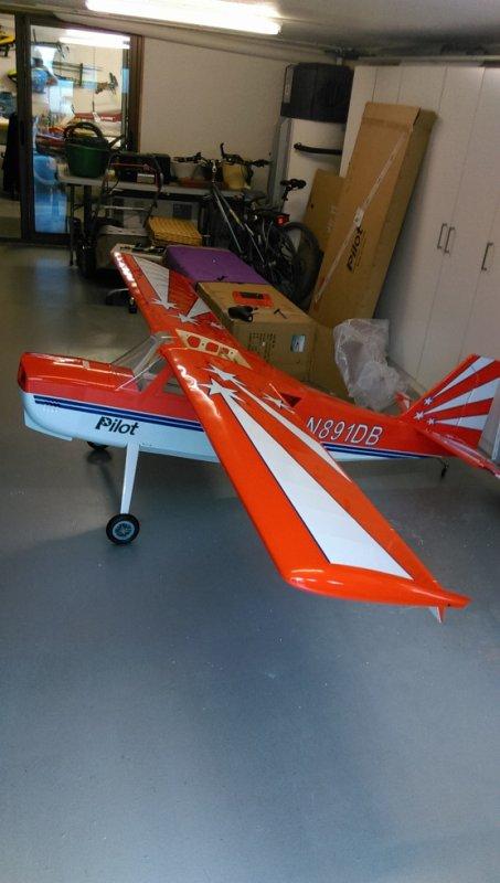 Decathlon Pilot RC 122