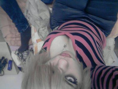 Blondasse .