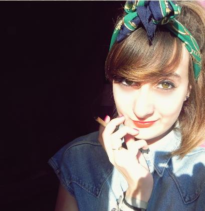 Je fume, je bois, je baise. Triangle équilatéral. - Gainsbourg