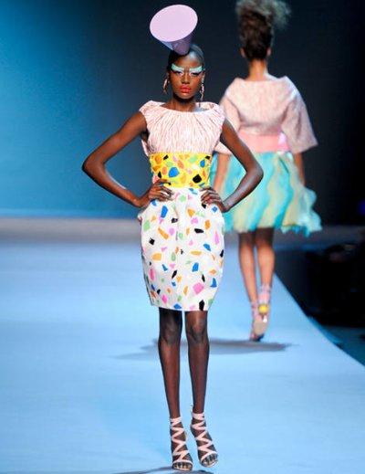 Le premier évènement de l'année 2012 : la Fashion Week Haute Couture