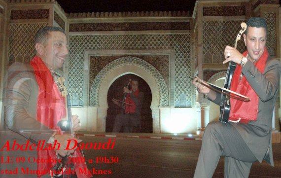 Abdellah daoudi et Latifa raafat et Mohamed el khiari et Ramy ayach