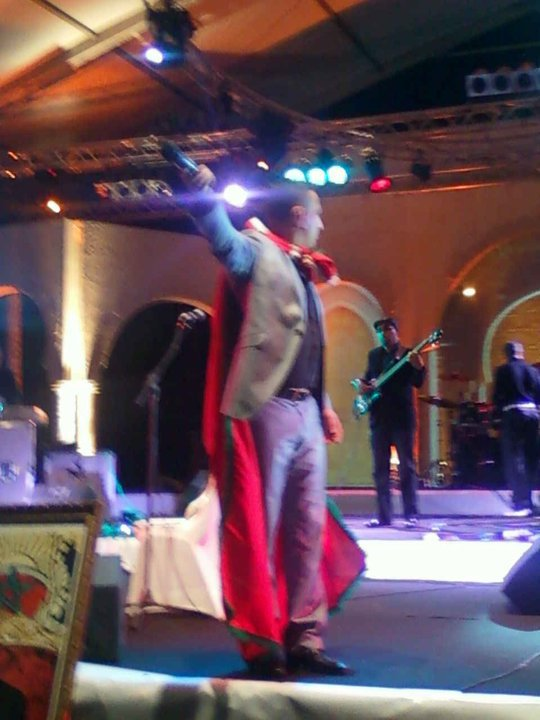 Super Star De Maroc Abdellah Daoudi A MEKNES