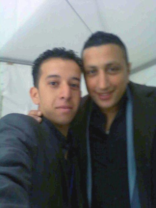 Moi et ABDELLAH DAOUDI