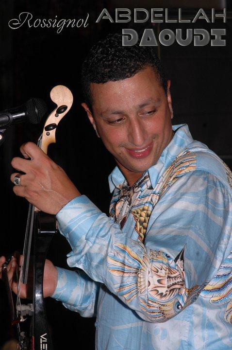 Abdellah daoudi