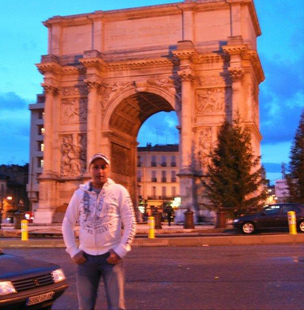 Abdellah daoudi  France 2010