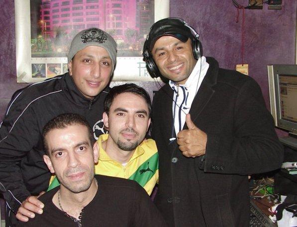 dj issam (hotel malta ) super star Abdellah daoudi et Said tihli