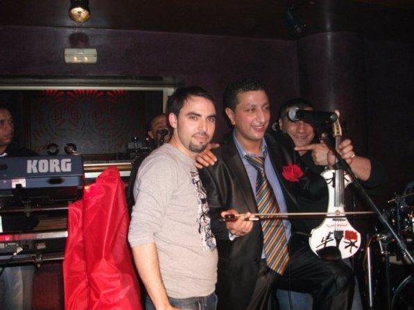 Abdellah daoudi and dj Khaild And Issam A HOTEL MALTA MEKNES