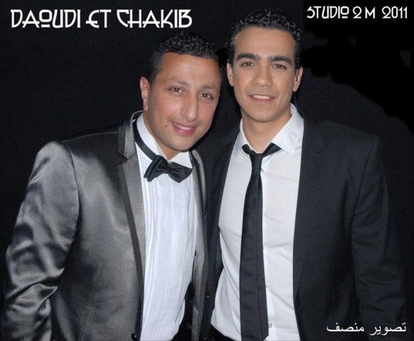 Abdellah daoudi & Chakib a Studio 2M