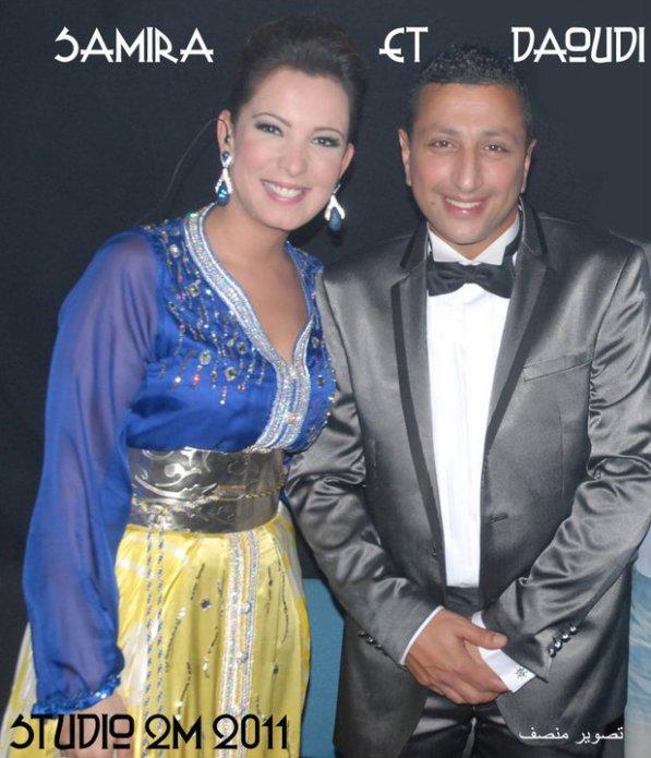 Abdellah daoudi & Samira a Studio 2M - blog (100/100) de