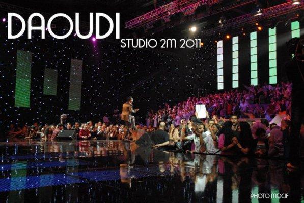 Abdellah daoudi a Studio 2M 2011
