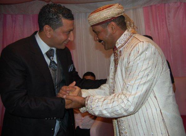 Abdellah daoudi et Hamid el kasri
