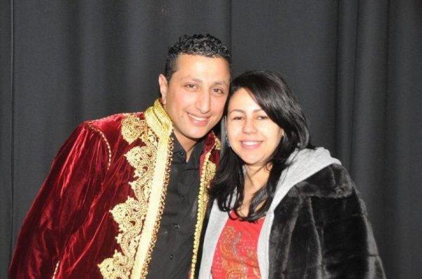 Abdellah daoudi et khadija