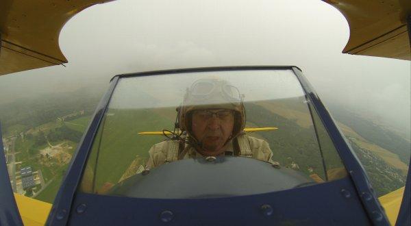 photos go pro pendant le vol
